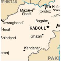 Une embuscade dans la guerre en AFGHANISTAN