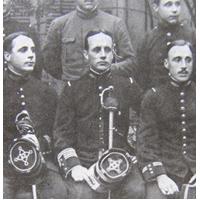 Les étrangers de France au début de la grande guerre