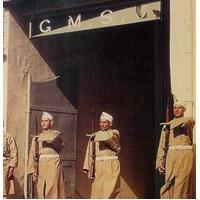 Les GMS (Groupes Mobiles de Sécurité) en ALGÉRIE