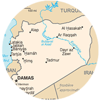 L'affaire de SYRIE